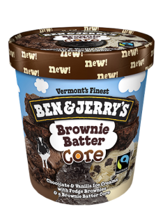 Brownie Batter Core